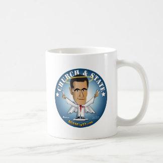 Mitt Fix It - Church and State Coffee Mug