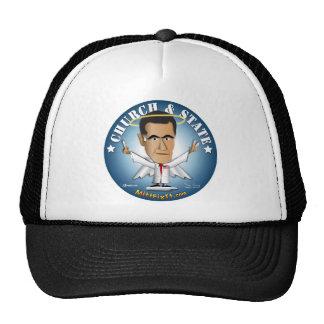 Mitt Fix It - Church and State Trucker Hat