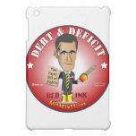Mitt Fix It - Debt & Deficit iPad Mini Cover