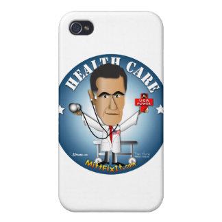 Mitt Fix It - Health Care iPhone 4 Case