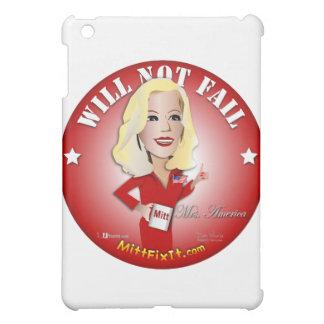 Mitt Fix It - Mrs. America iPad Mini Case