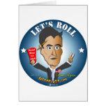 Mitt Fix It - Paul Ryan Greeting Card