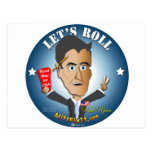 Mitt Fix It - Paul Ryan Postcards