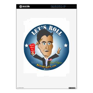 Mitt Fix It - Paul Ryan Decal For iPad 2