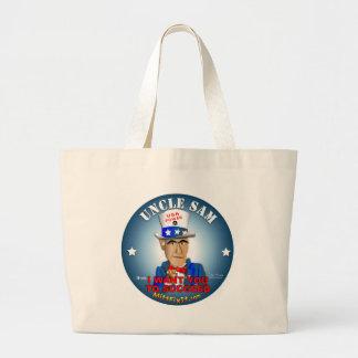 Mitt Fix It - Uncle Sam Canvas Bags