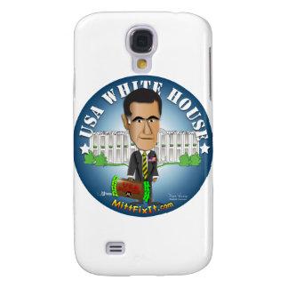 Mitt Fix It - White House Samsung Galaxy S4 Cases