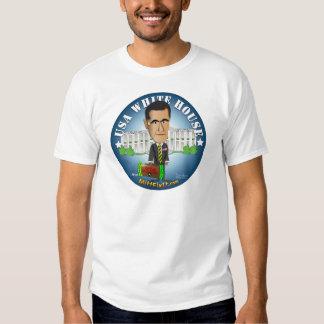 Mitt Fix It - White House Tee Shirt