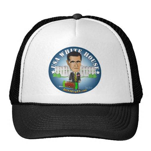 Mitt Fix It - White House Trucker Hat
