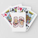 Mitt Flops Playing Cards