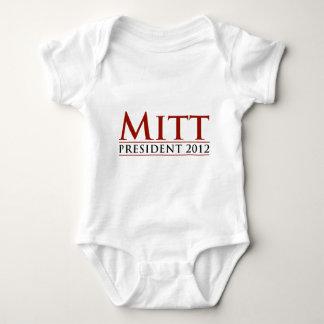 Mitt for President 2012 Baby Bodysuit