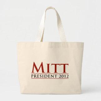 Mitt for President 2012 Tote Bags
