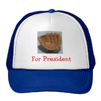 Mitt for President Trucker Hat