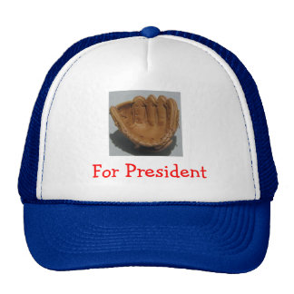 Mitt for President Trucker Hat