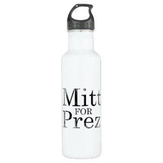 MITT FOR PREZ 24OZ WATER BOTTLE