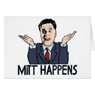 Mitt Happens Card
