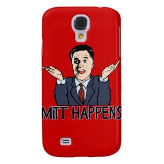 Mitt Happens Galaxy S4 Cases