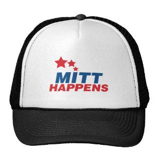 MITT-HAPPENS TRUCKER HAT