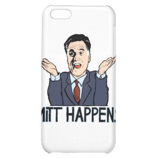 Mitt Happens iPhone 5C Cases