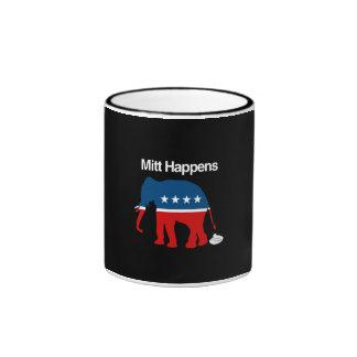 MITT HAPPENS RINGER COFFEE MUG