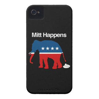 MITT HAPPENS -.png Blackberry Bold Cases