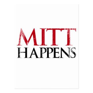 Mitt Happens.png Postcard