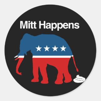 MITT HAPPENS -.png Sticker