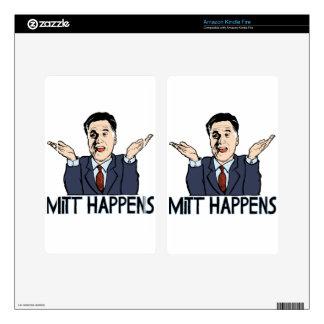 Mitt Happens Skins For Kindle Fire
