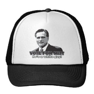 Mitt Happens Trucker Hat