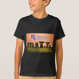 Mitt Henge - Romney, Believe in America T-Shirt