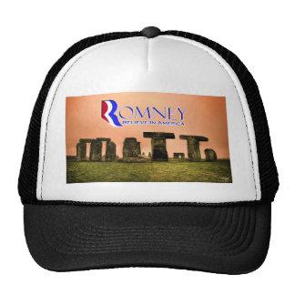 Mitt Henge - Romney, Believe in America Trucker Hat