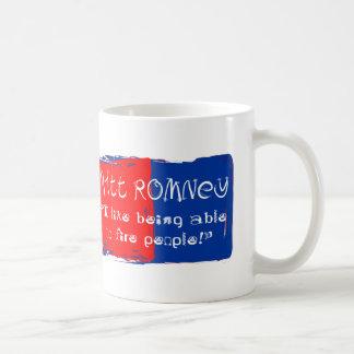 "Mitt ""I like being able to fire people"" Coffee Mug"