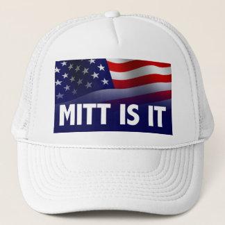 Mitt Is It - Romney Ryan 2012 Trucker Hat