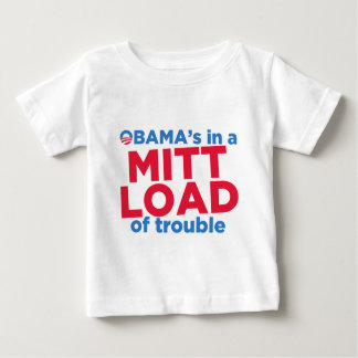Mitt Load Baby T-Shirt