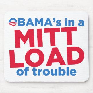 Mitt Load Mouse Pad