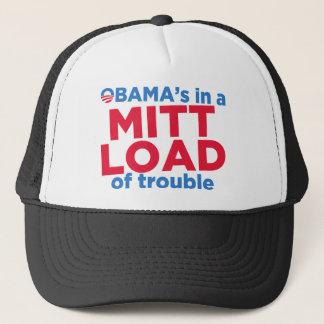 Mitt Load Trucker Hat