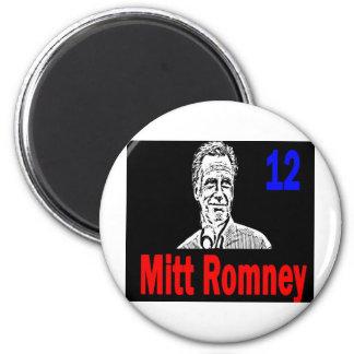 Mitt Romney 12 2 Inch Round Magnet