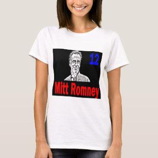 Mitt Romney 12 Playera
