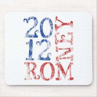 Mitt Romney 2012 Alfombrillas De Raton