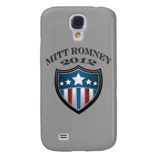 Mitt Romney 2012 black Samsung Galaxy S4 Case