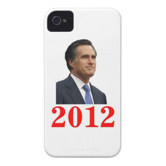 Mitt Romney 2012 BlackBerry Bold Skin iPhone 4 Case