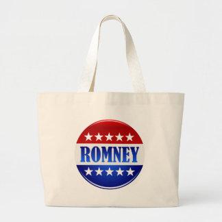 Mitt Romney 2012 Bolsa Tela Grande