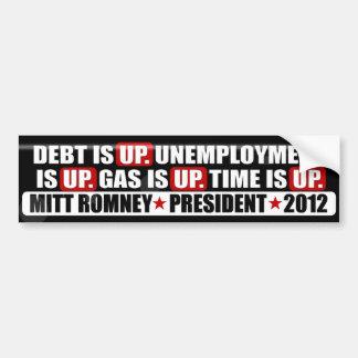 Mitt Romney - 2012 Bumper Stickers