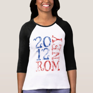 Mitt Romney 2012 Camiseta