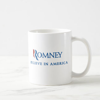 Mitt Romney 2012 Coffee Mug