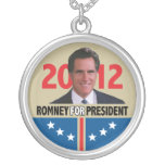 Mitt Romney 2012 Collar Personalizado