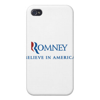 Mitt Romney 2012 Covers For iPhone 4