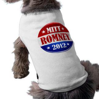Mitt Romney 2012 Pet Clothes