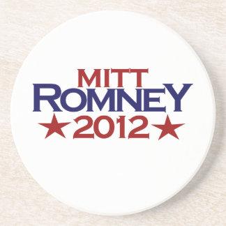Mitt Romney 2012 Drink Coaster