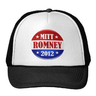 Mitt Romney 2012 Gorras De Camionero