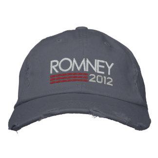 MITT ROMNEY 2012 - gorra de campaña Gorra De Béisbol Bordada